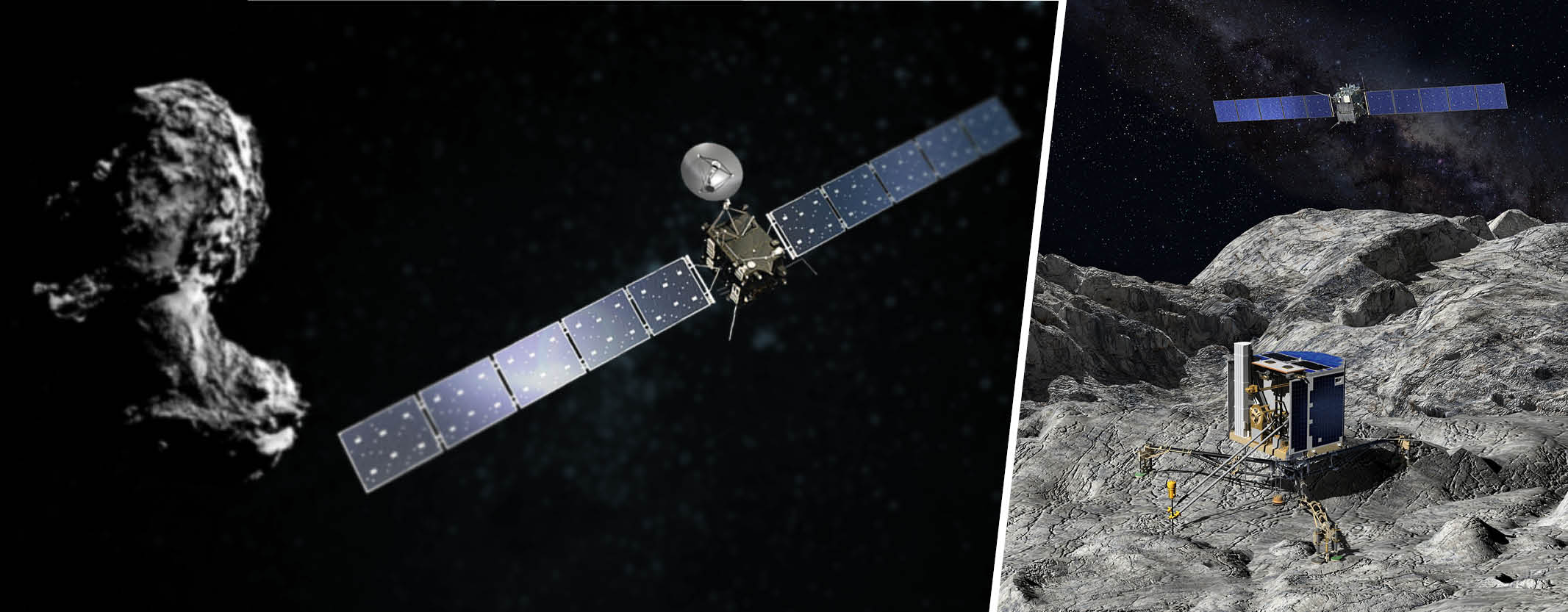 rosetta, philae, syrlinks, technologie spatiale, balise de detresse, simy